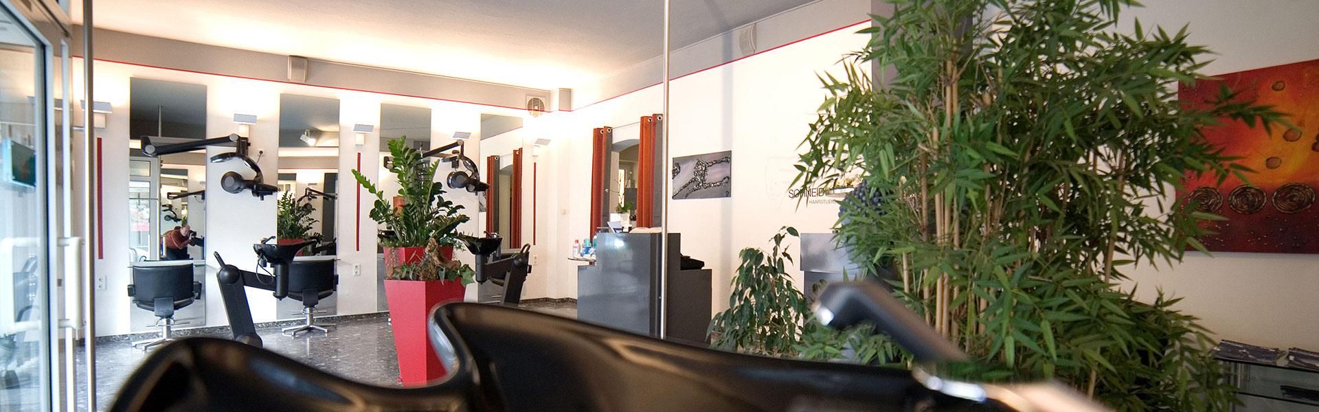 Leistungen von Haarstudio Schneider